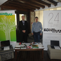 KONTRAX took part in the 14th edition of BUILDINGSTYLE