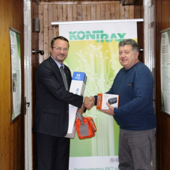 "Center for Media Production at Sofia University ""St. Kliment Ohridski "" has been equipped by KONTRAX"