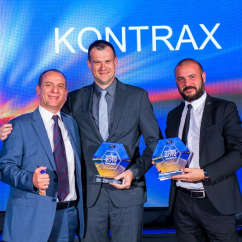 KONTRAX was awarded the prestigious Dell EMC Channel Partner Award for the Year 2019