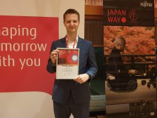 Kontrax – an honored Fujitsu Data Centre Partner of the Year for Eastern Europe, Russia and Africa region